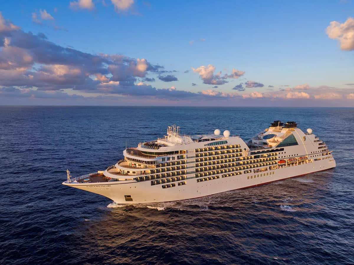 Seabourn Cruises is an ultra-luxury cruise line.