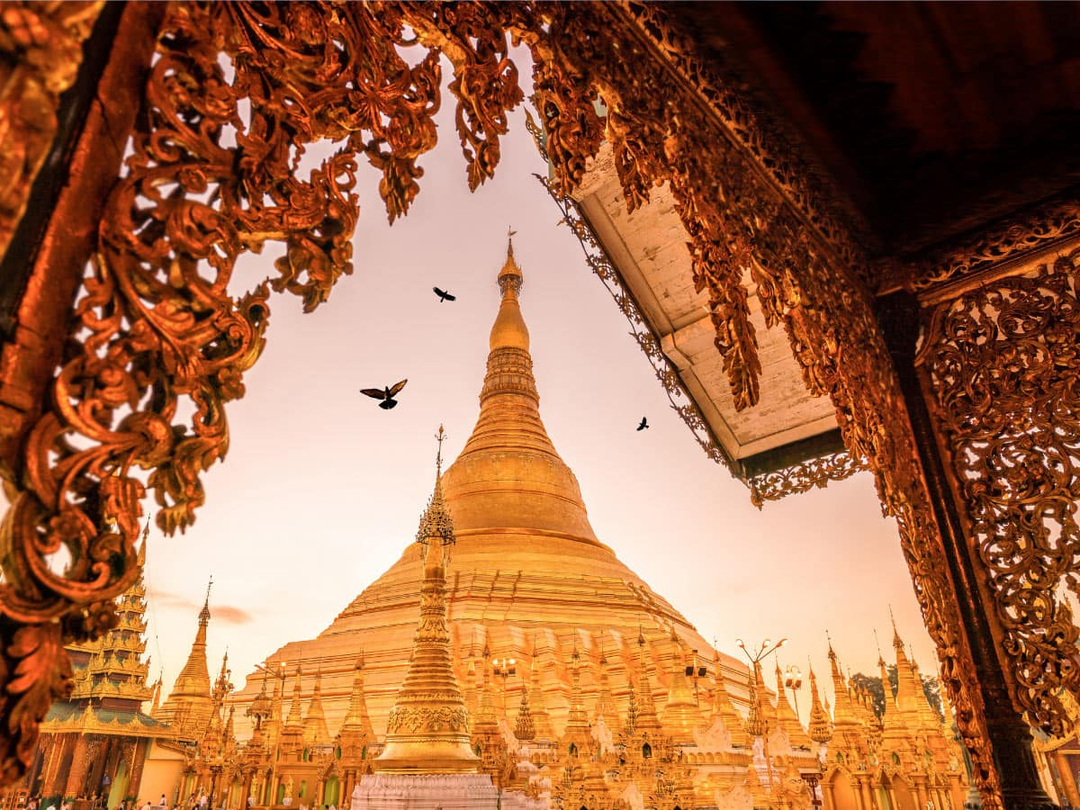Facts About Yangon: It's one of the world's most fascinating cities!