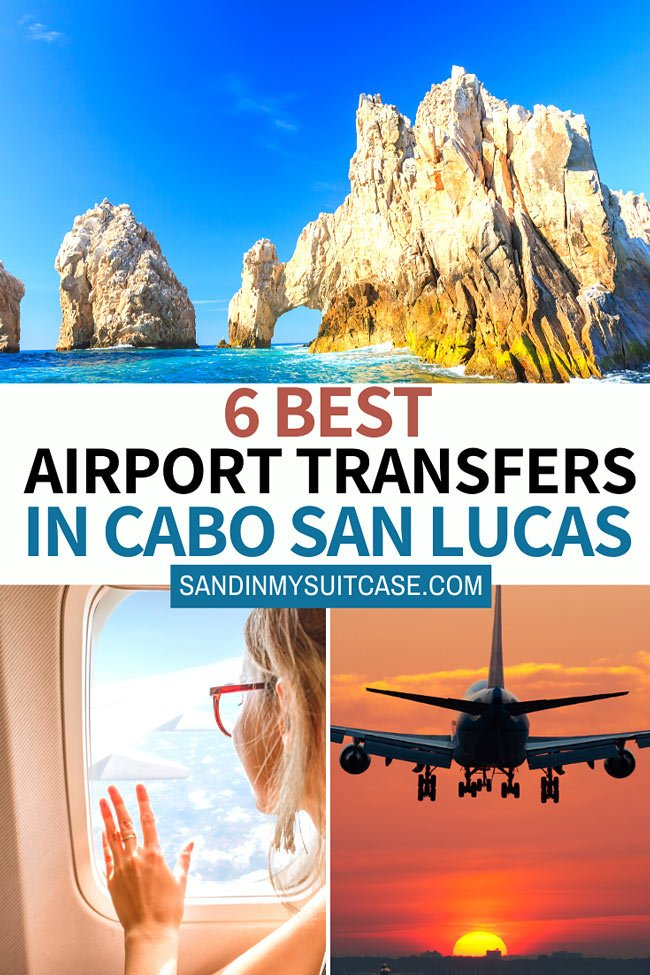Cabo airport transportation: Cheapest and best ways to get from the Cabo airport to your hotel