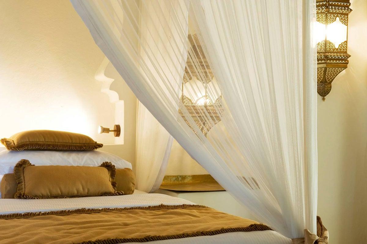 Baraza Resort is a wonderful luxury resort on Zanzibar.