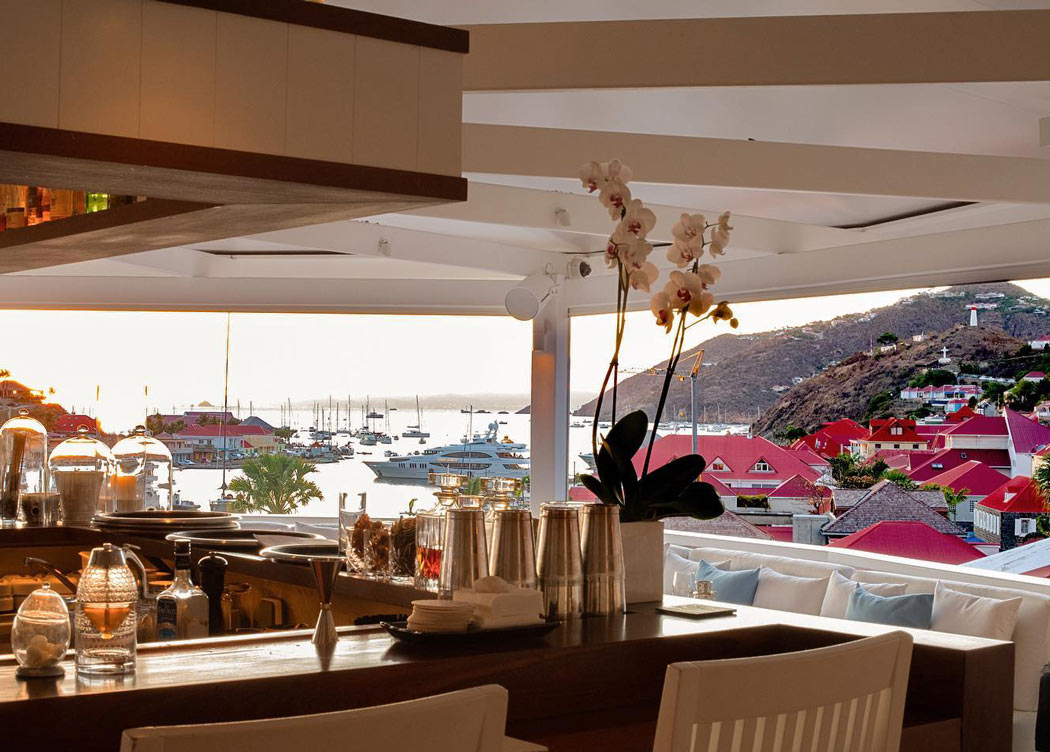 Bonito is one of the best restaurants in St. Barts.