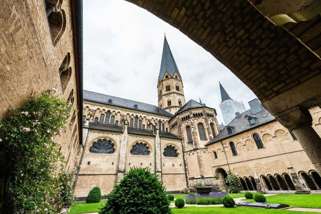 There are lots of interesting things to do in Bonn.