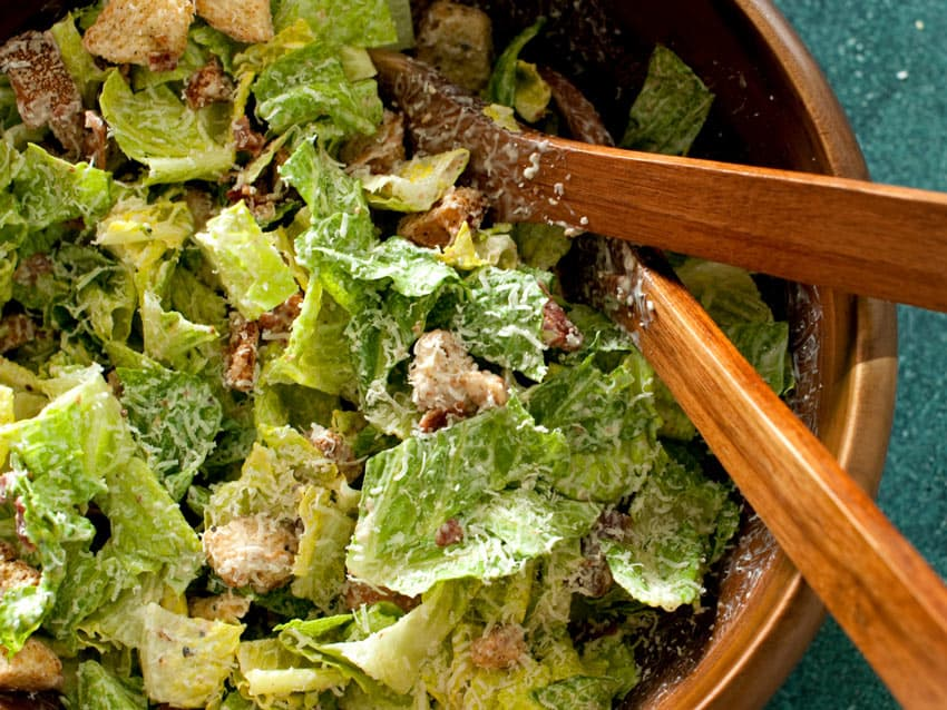 Fun facts about Mexican food? Caesar salad was invented in Tijuana, Mexico.