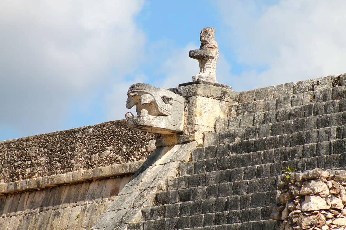 It's fun to explore the Mayan ruins in the Yucatan Peninsula