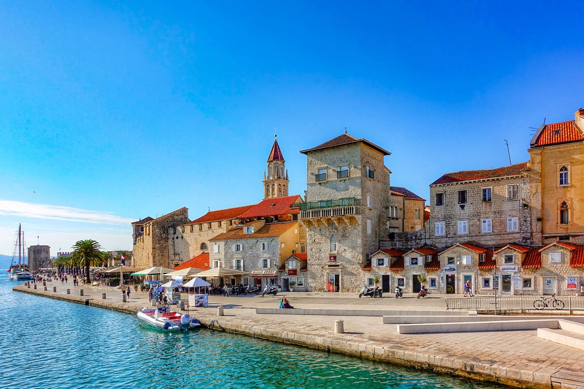 Is Trogir worth visiting in Croatia? Absolutely!