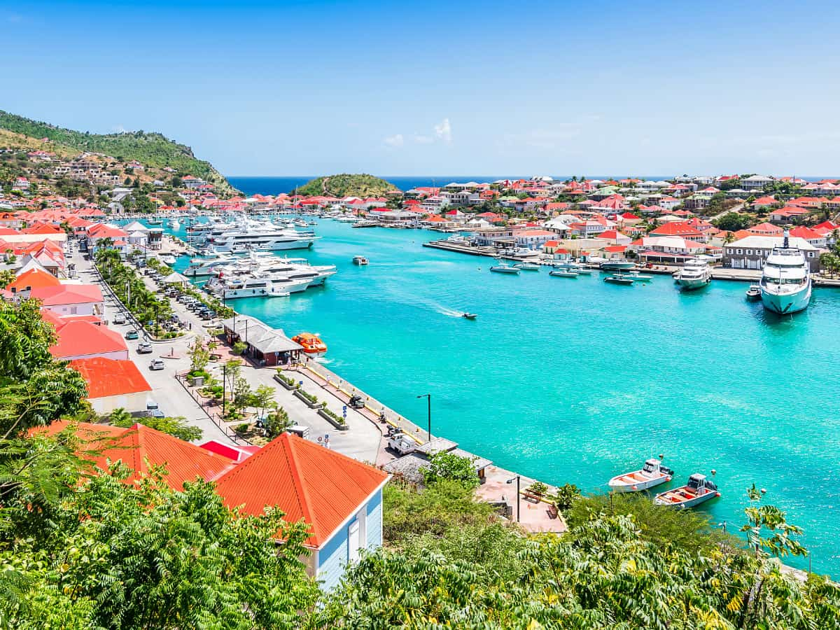 St Barts Travel Guide