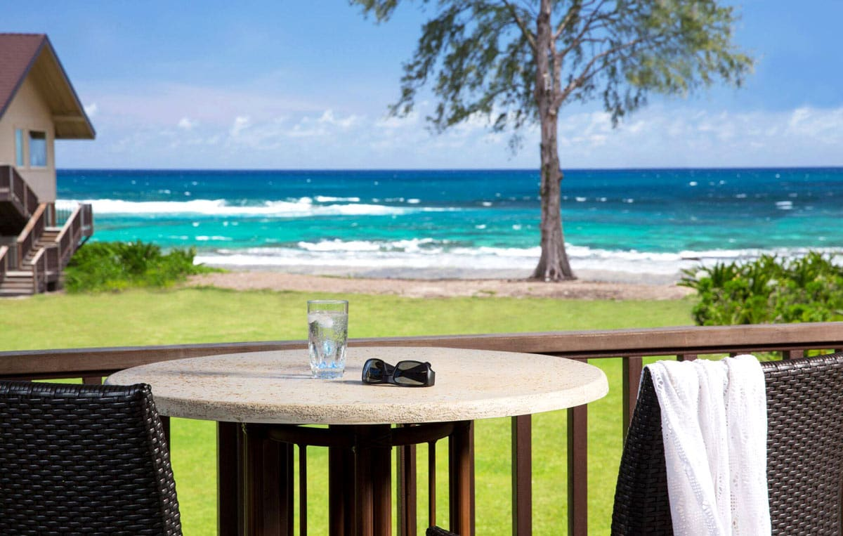 The Hanalei Colony Resort is one of the best resorts on Kauai.