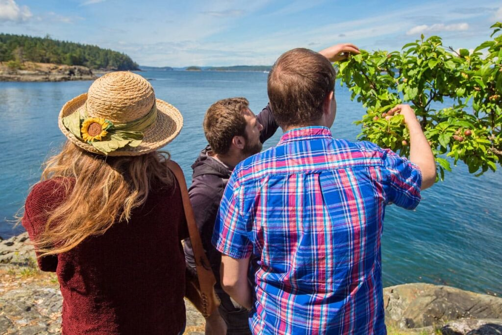 The best time to visit Salt Spring Island is from May to September.