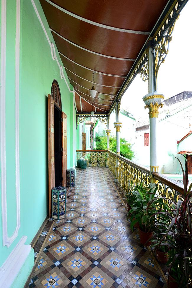 Pinang Peranakan Mansion in George Town