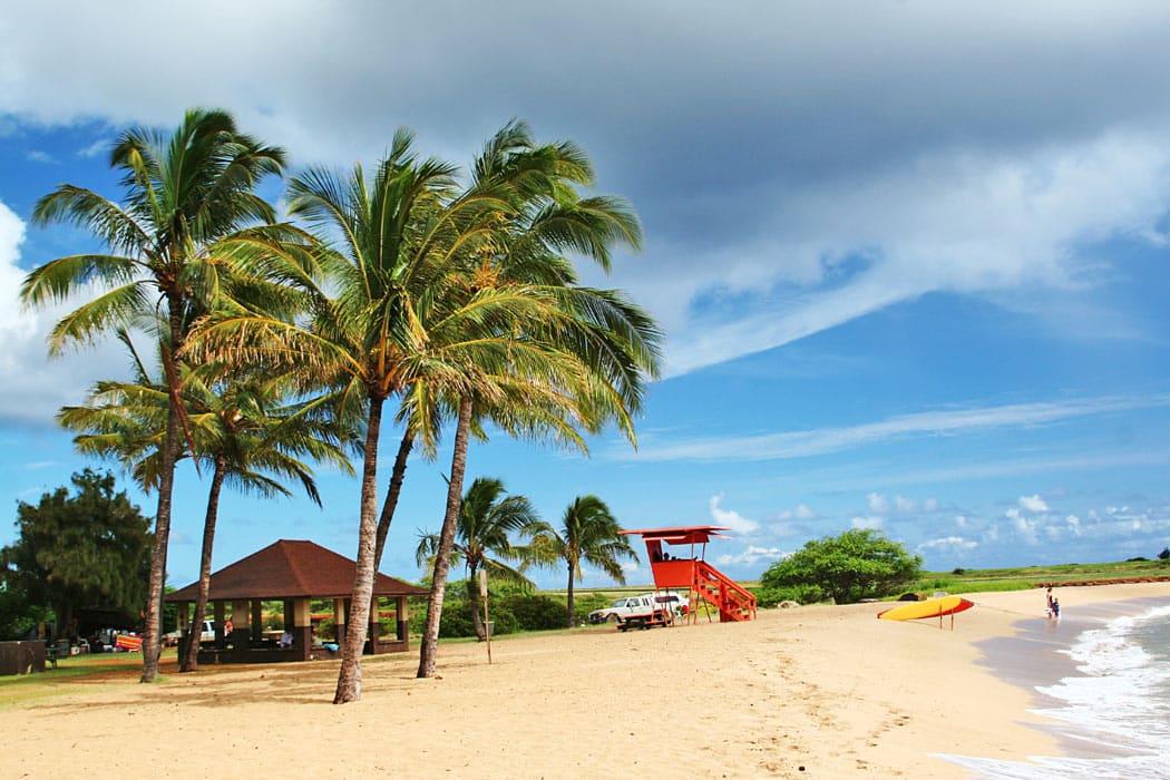 Salt Pond Beach Park is one those out-of-the-way, natural-feeling Kauai beaches.