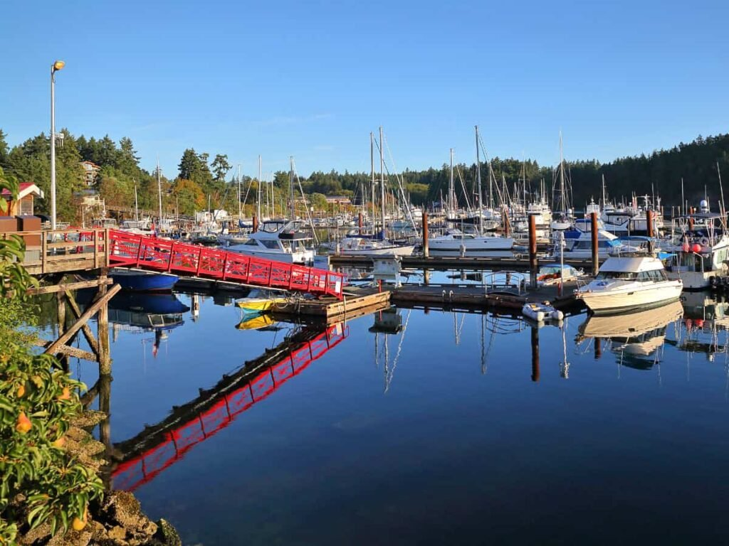 There are lots of lovely things to do on Salt Spring Island!