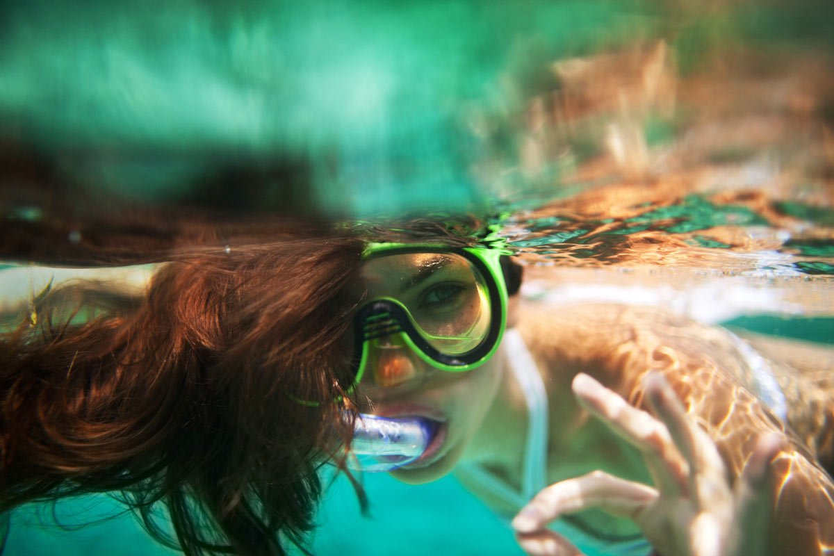 You'll have fun snorkeling in Cabo San Lucas!