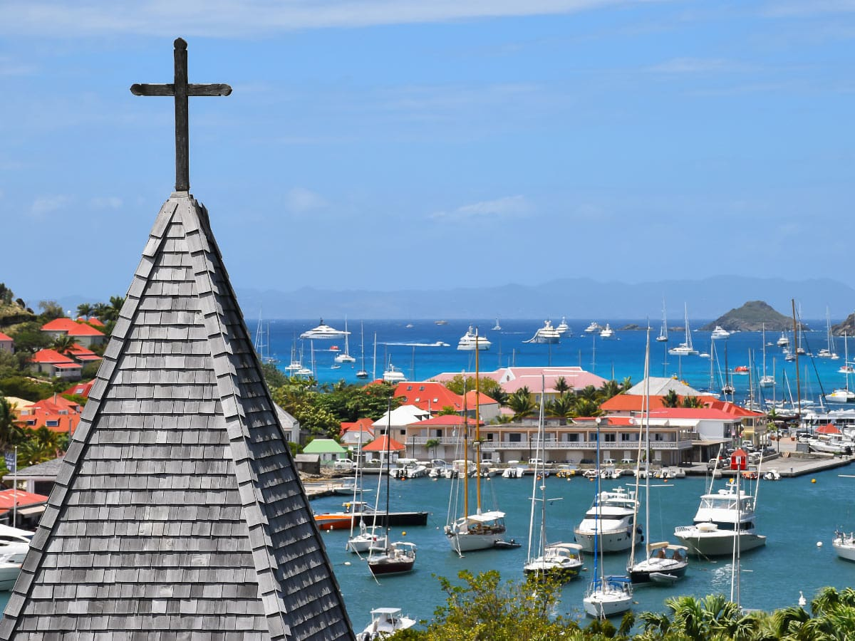 Travel to St. Barts for a luxury Caribbean holiday!
