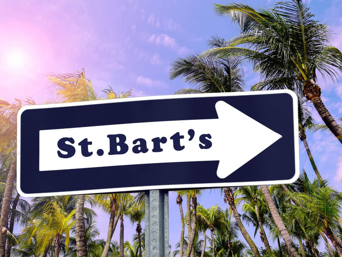 English is widely spoken in St. Barts.