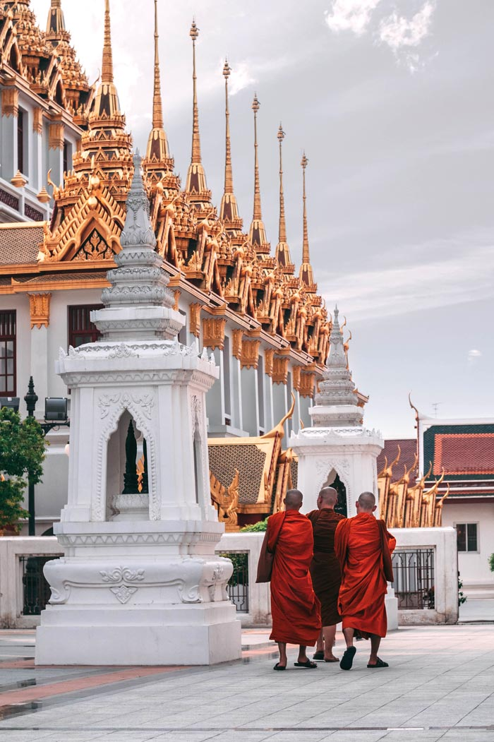 Boasting the Grand Palace and exotic temples, Bangkok is one of the best places to visit in Thailand.