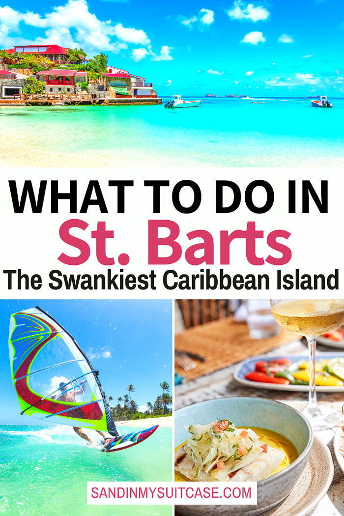 What to do in St. Barts