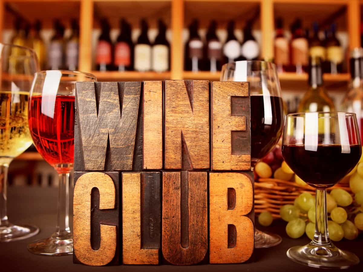 Wine Clubs in Canada