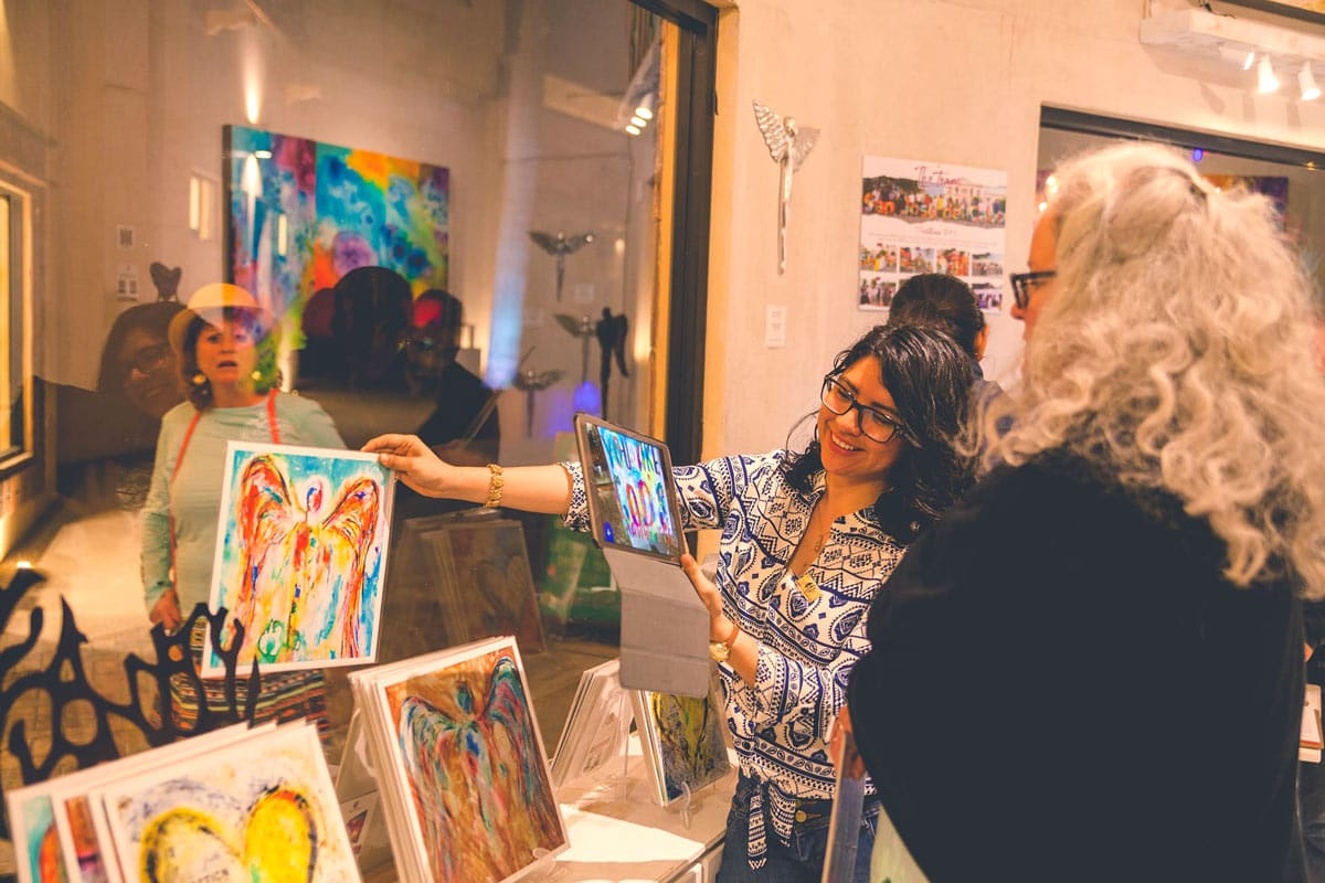 The Art Walk, San Jose del Cabo, is a popular event on Thursday evenings!