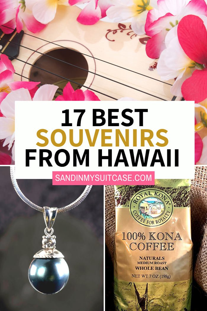 The best souvenirs from Hawaii