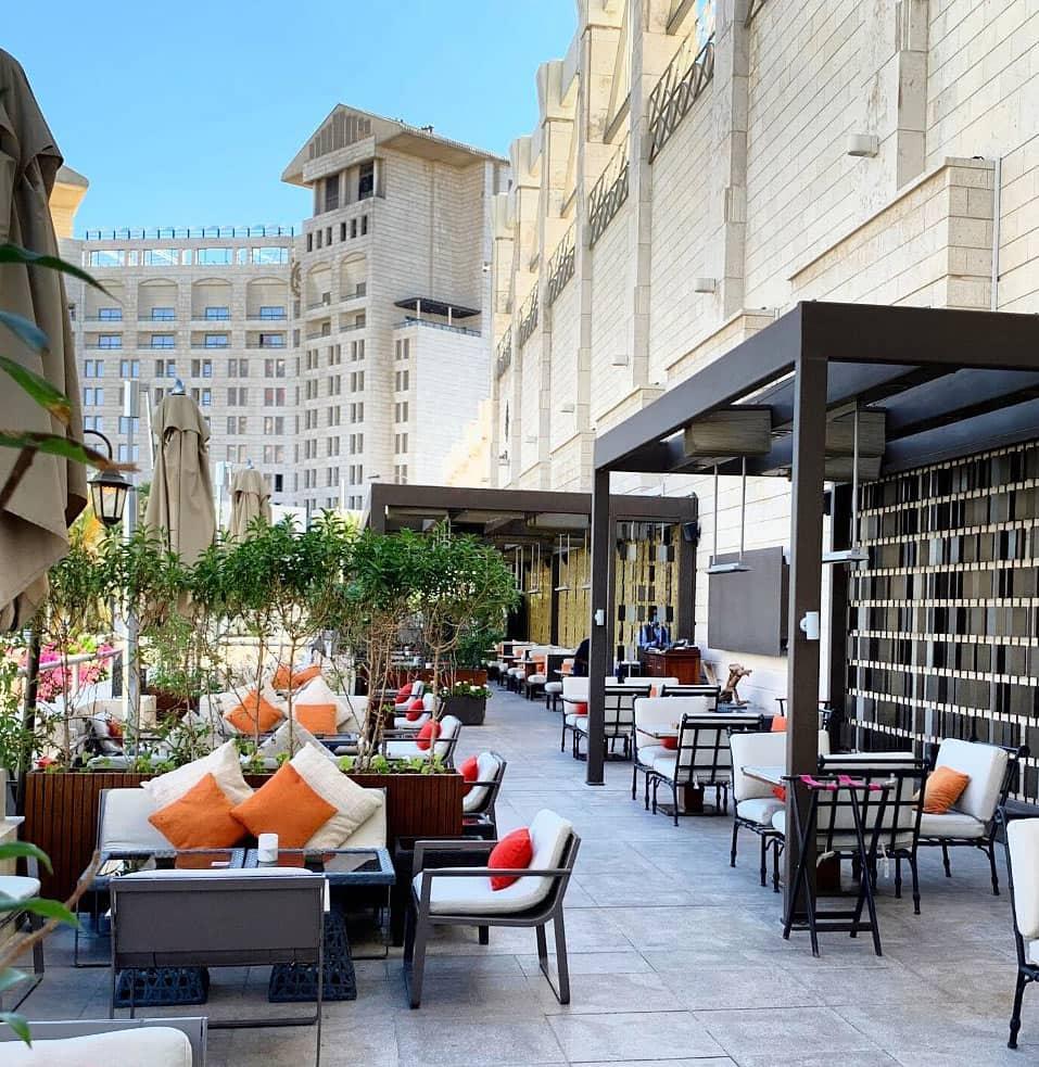 Best hotel in Amman? The Four Seasons Amman.