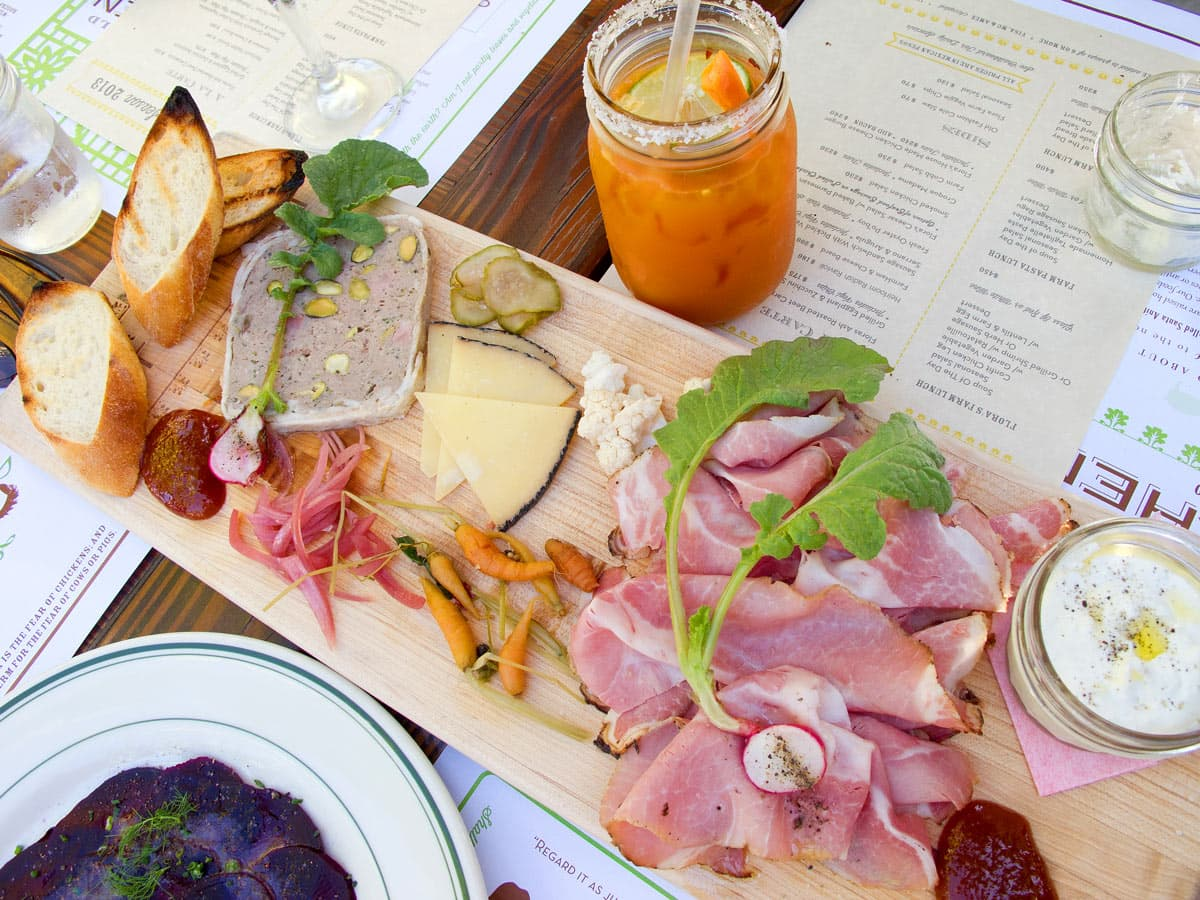 Flora Farm is an organic farm and restaurant, serving farm-to-table food in Los Cabos.