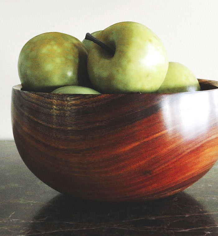 Among the best things to buy in Hawaii for authentic souvenirs are Koa wood products.