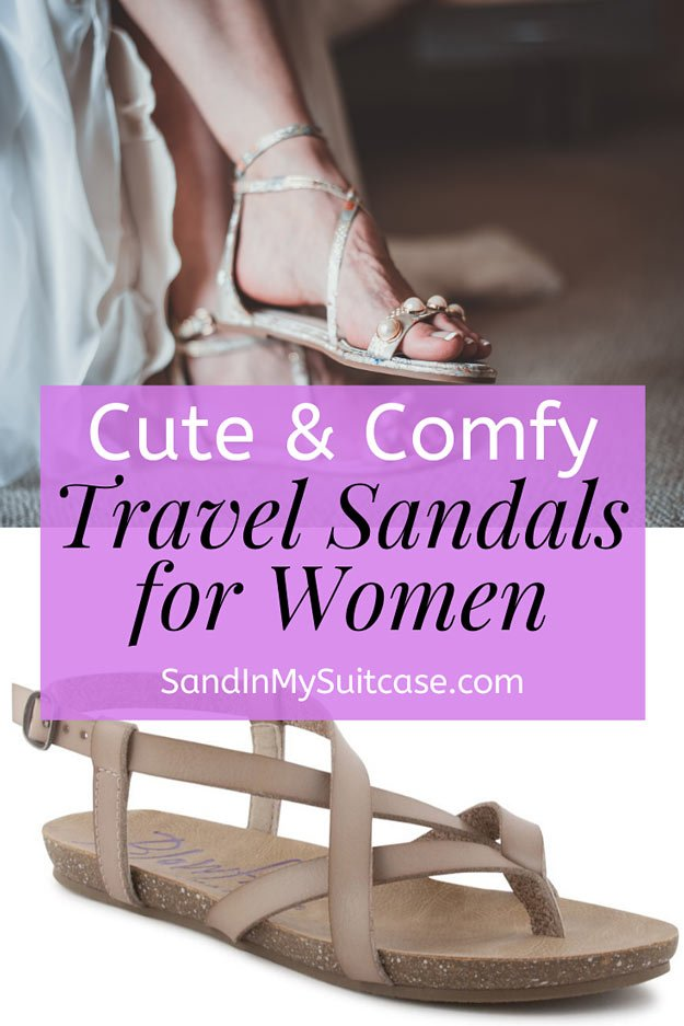 The best travel sandals for women