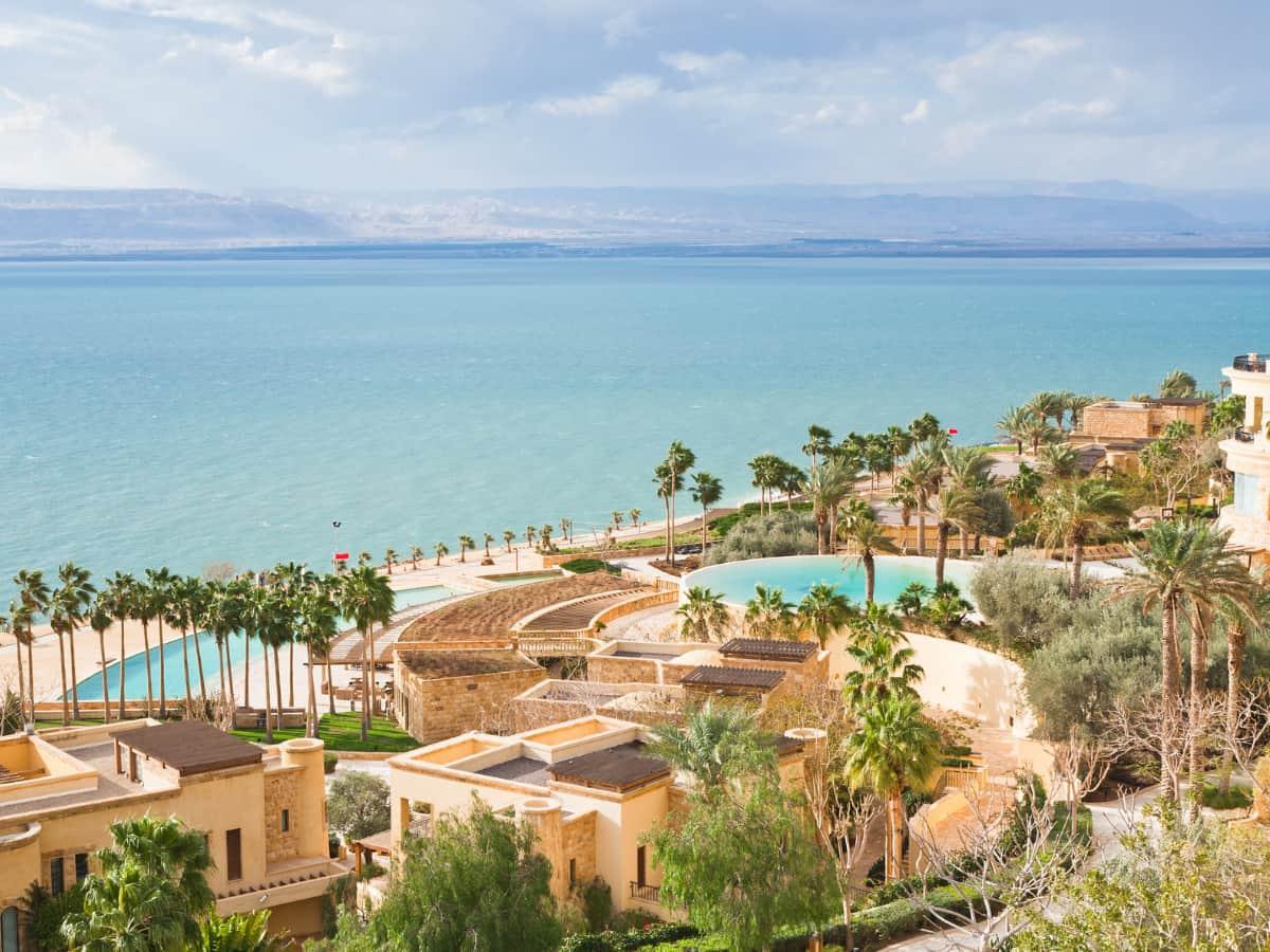 The best luxury hotels in Jordan