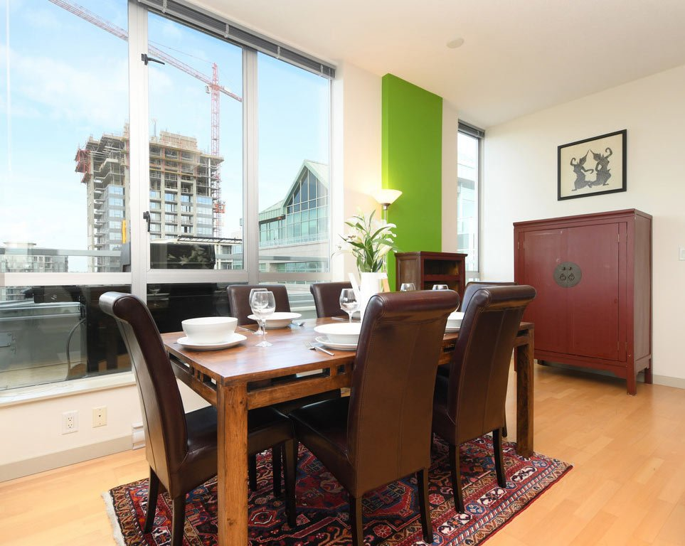 Two-bedroom, two-bathroom luxury penthouse Airbnb in Victoria, BC
