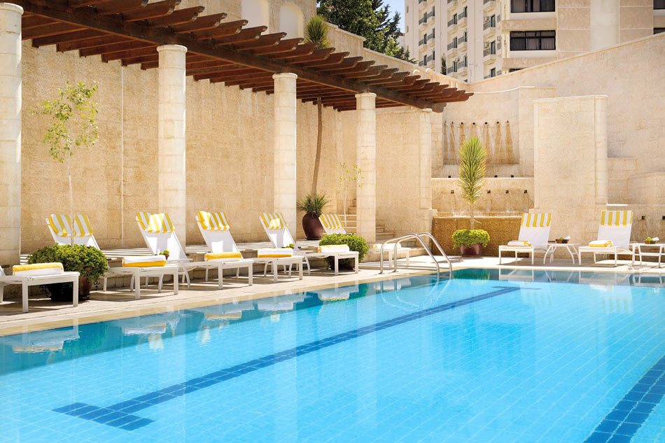 Because the Movenpick Resort Petra is next to Petra, you can visit the site several times