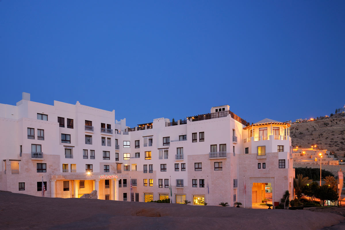 There's no better hotel for exploring Petra than the 5-star Movenpick Resort Petra.