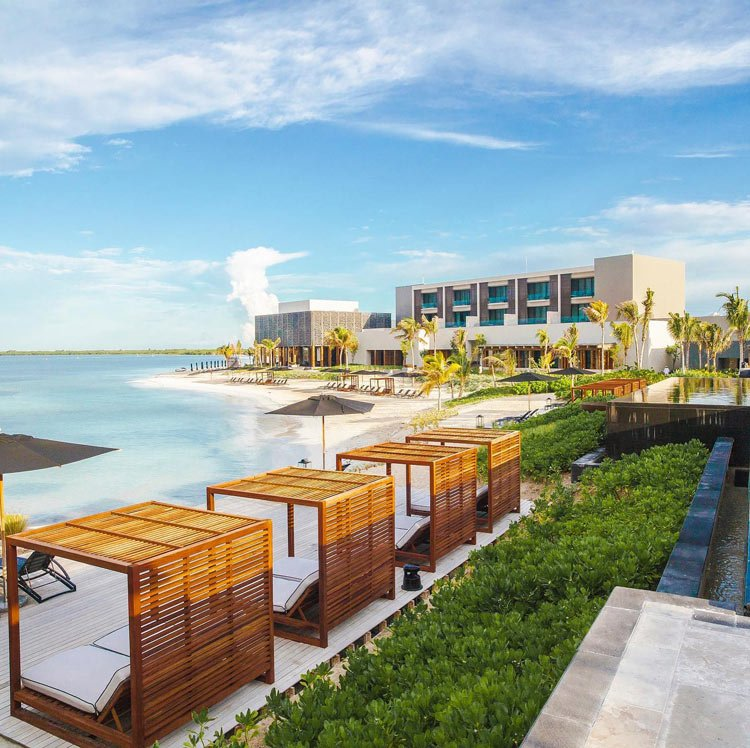 NIZUC Resort and Spa is one of the resorts in Cancun.