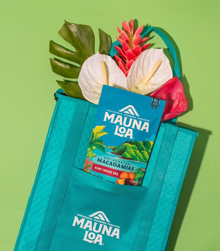 Macadamia nuts make one of the best souvenirs from Hawaii.