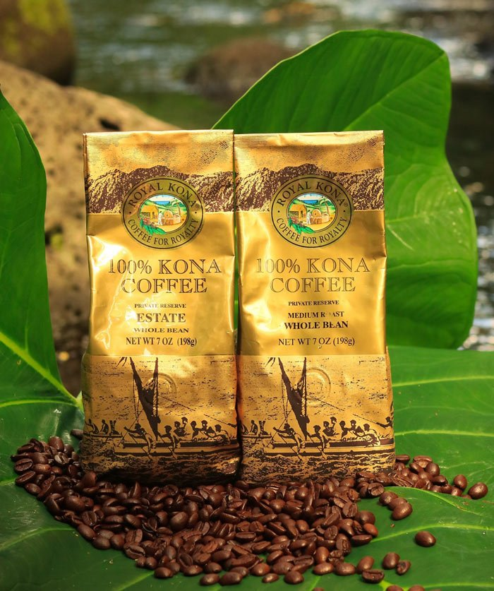 Kona coffee is one of the easiest and best Hawaii souvenirs.