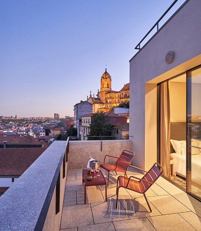 The new PortoBay Flores is a 5-stay hotel in the heart of Porto.