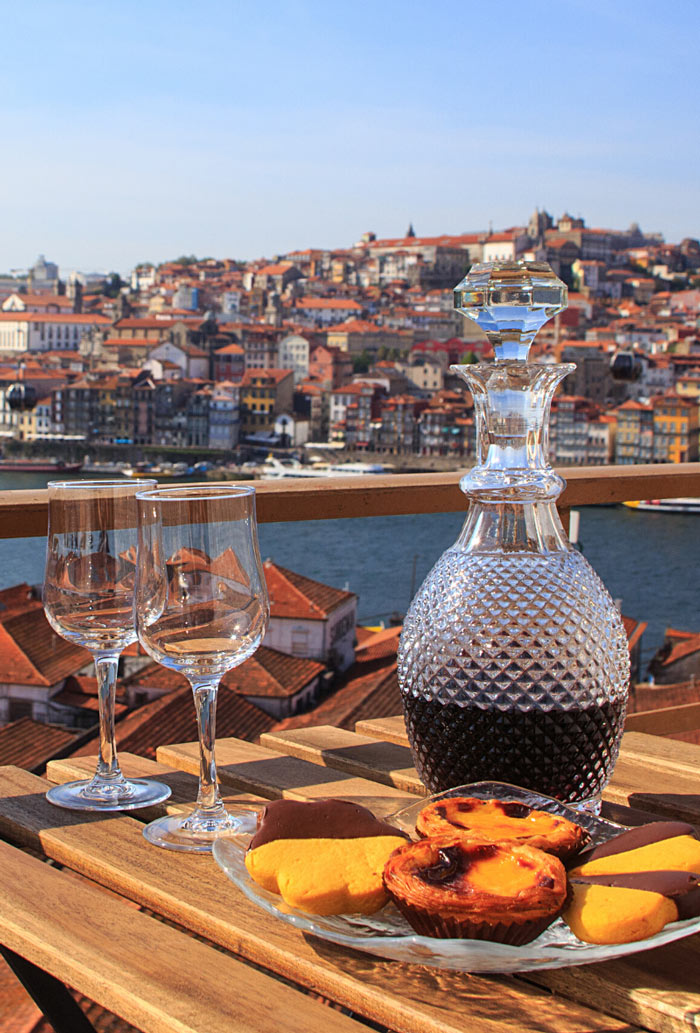 No trip to Porto would be complete without tasting its namesake Port.