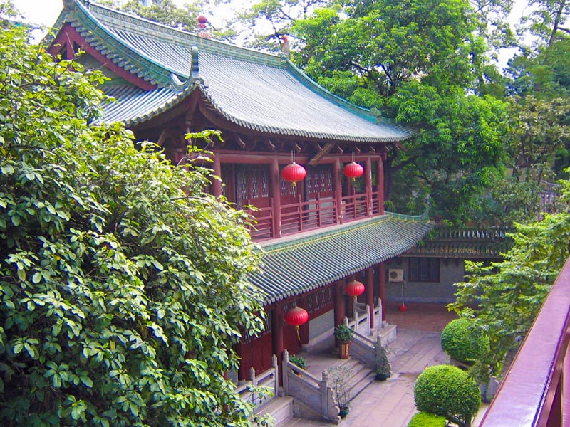 Silk Factory Garden in Changsha