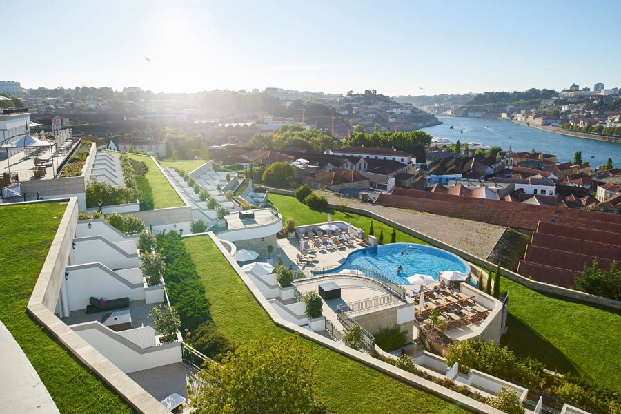 The Yeatman is the best hotel in Porto.