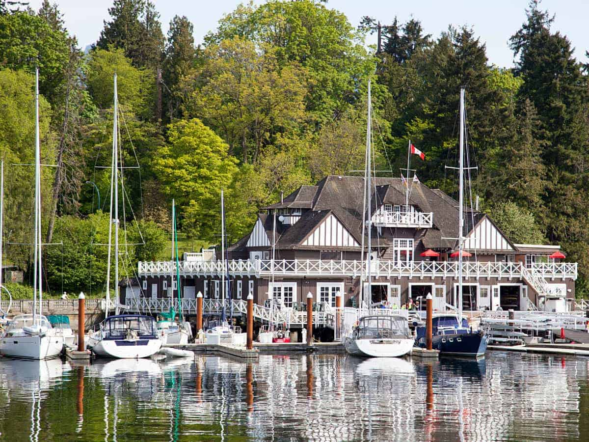 The Vancouver Rowing Club