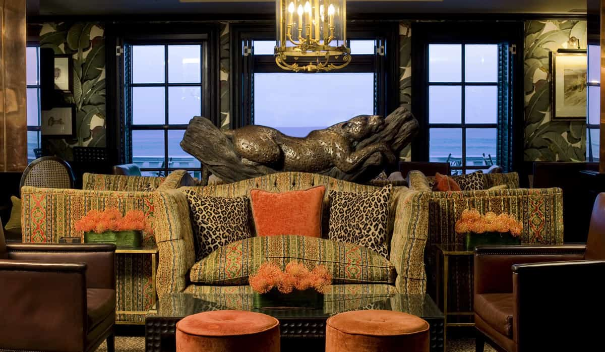 12 Apostles Hotel Review: Its Leopard Bar must be one of the world's best bars.