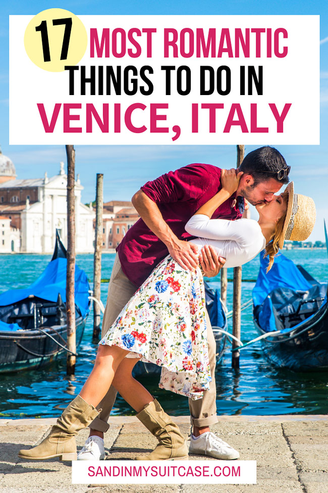Romantic things to do in Venice, Italy