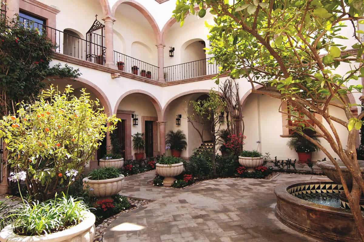 Belmond Casa de Sierra Nevada Review: The boutique hotel is one of the best hotels in San Miguel de Allende.