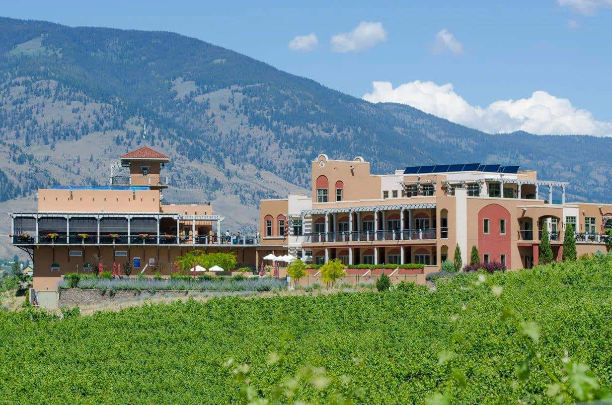 The Sonora Room at Burrowing Owl Estate Winery is a popular Okanagan restaurant.