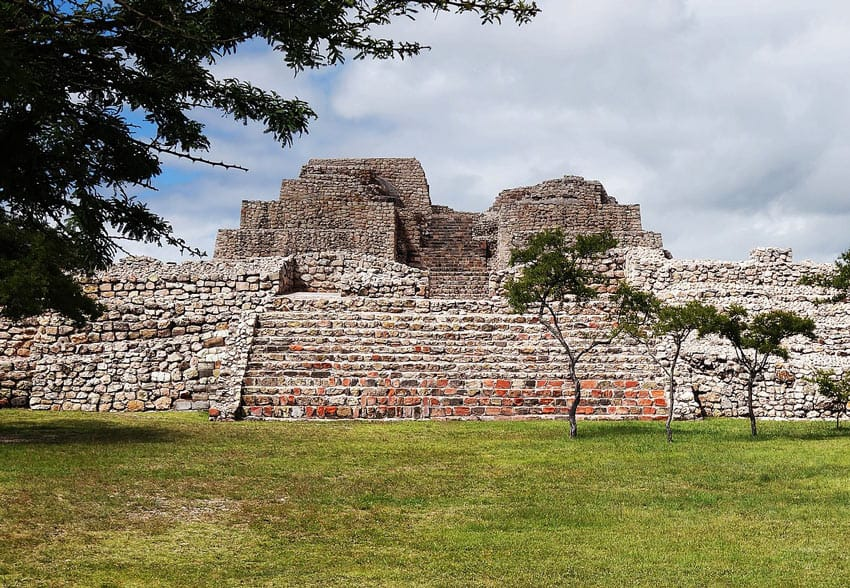 Visiting the Canada de la Virgen archaeological site is one of the most interesting things to do in San Miguel de Allende!