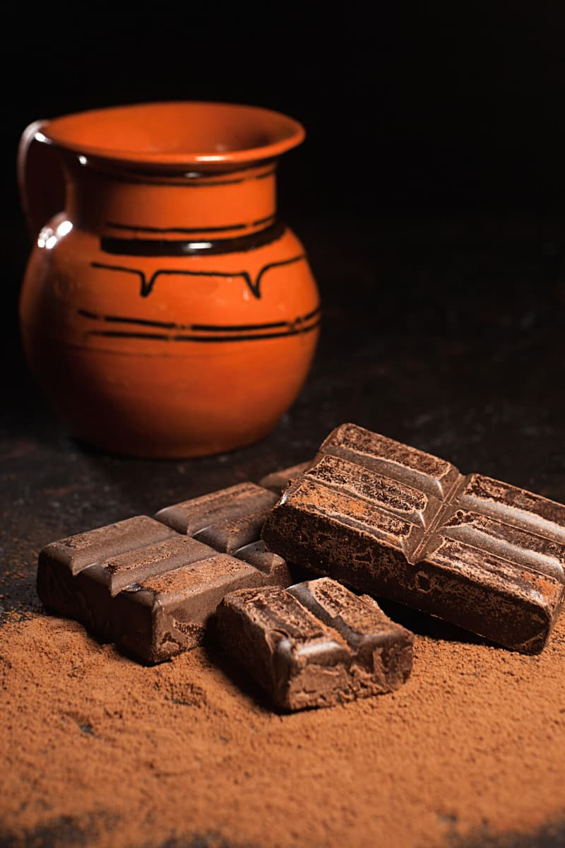 Be sure to put Mexican chocolate on your list of things to bring back from Mexico!