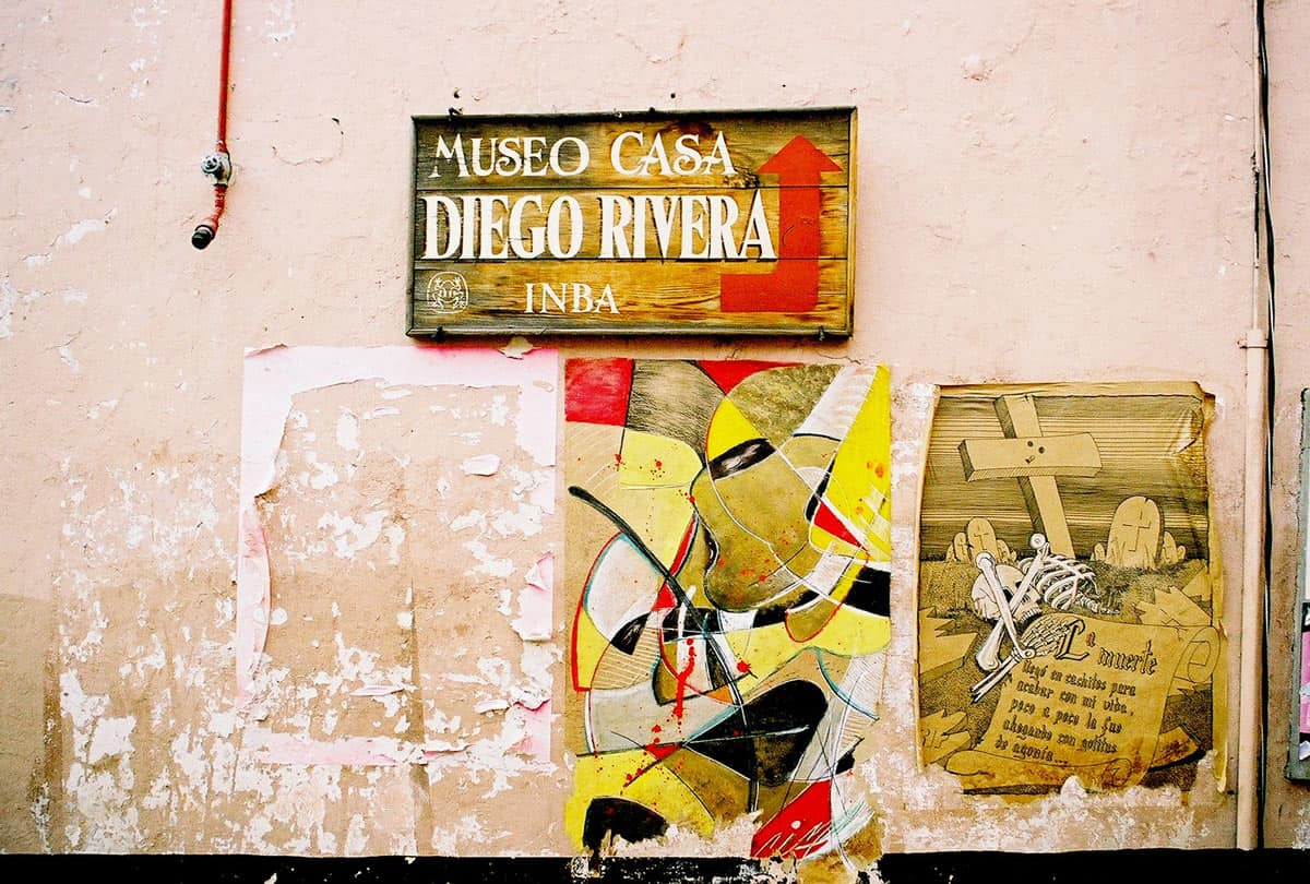 Visiting the Diego Rivera Museum is one of the best things to do in Guanajuato