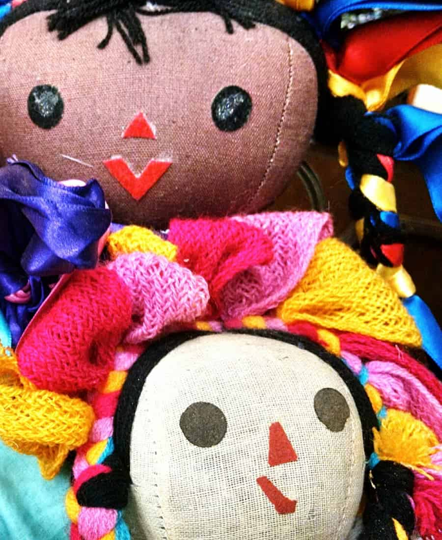 If you're not sure what to buy in Mexico as great souvenirs for kids, Mexican children's toys are your best bet.