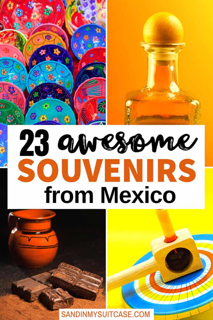 The Best Souvenirs From Mexico