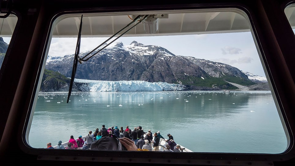 The National Geographic Venture is a comfortable new cruise ship for exploring North and Central America.