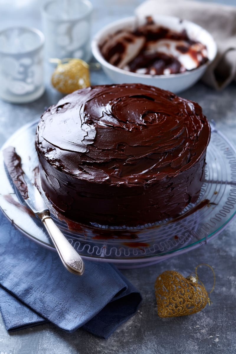 Chocolate Skradin's cake is a traditional masterpiece, one of the best Croatian cakes!